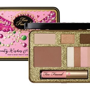 VINTAGE TOO FACED BEAUTY WISHES & SWEET KISSES COL